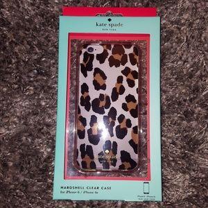 Kate Spade hardshell phone case